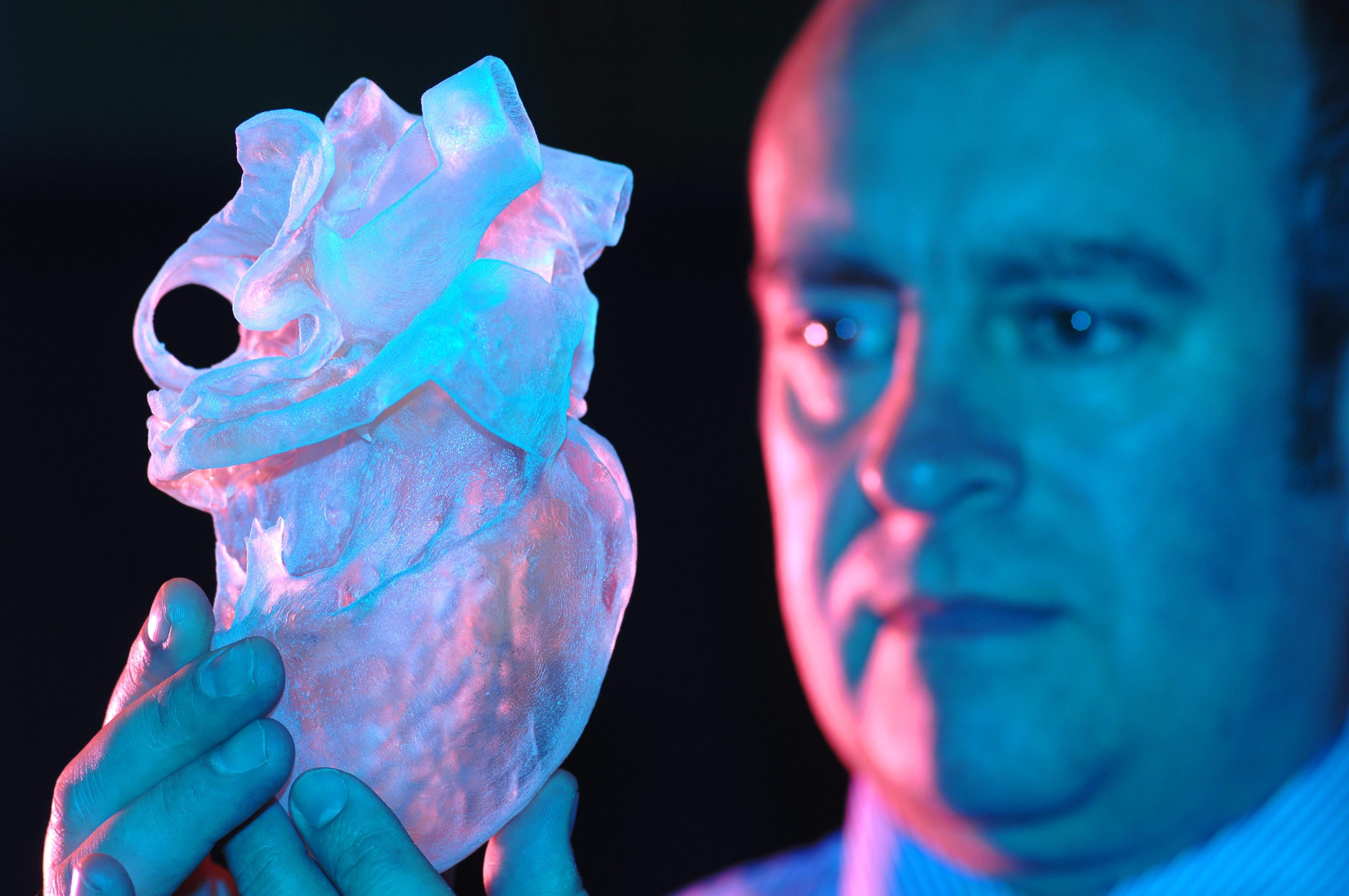 3d Printing Brings Da Vincis Anatomical Drawings To Life Wmg News
