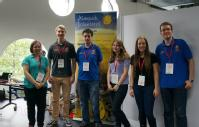 The Warwick team at Mozfest 13