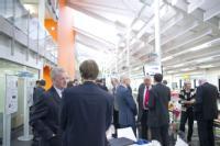 Royal Society visit to WMG