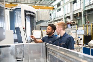 Engineering apprenticeship success for WMG duo