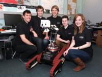 Warwick Mobile Robotics 2013