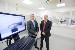 Forensic partnership with West Midlands Police