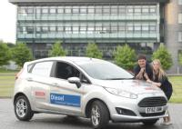 Eco Driving Challenge Handover at Warwick