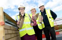 WMG Topping Out Ceremony