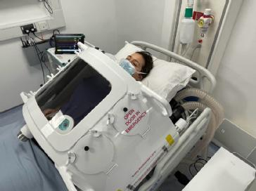 British taskforce develop UK negative pressure ventilator