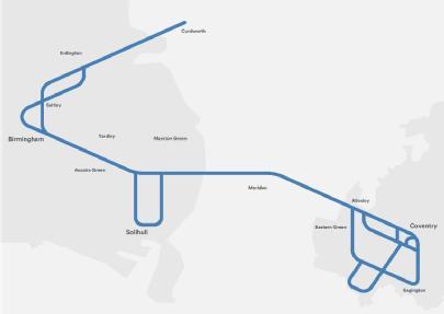 CAV route plan