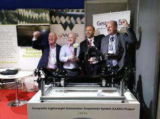 Led by Ford Motor Company, in partnership with WMG
