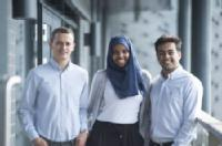 WMG interns supporting Productivity Drive in Manufacturing SMEs