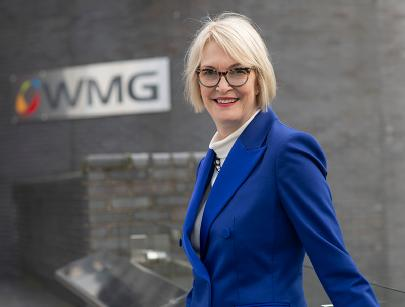 Former Minister Margot James, new Executive Chair of WMG.