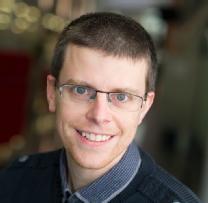 Image of Dr Mark Elliott