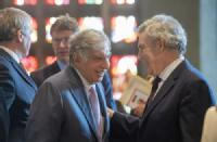 Mr Ratan Tata and Rt Hon Gordon Brown