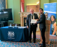 Chevening Volunteering Award