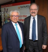 Professor Lord Bhattacharyya and Professor Mark Walport