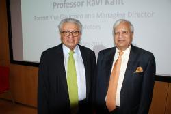 Prof Ravi Kant
