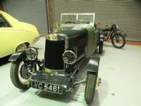 The Lea Francis at Coventry Transport Museum