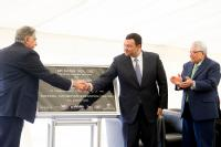 Unveiling of the NAIC Foundation Stone