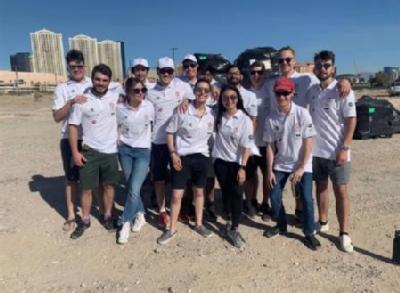 The Warwick Boring team in Las Vegas, Nevada, USA