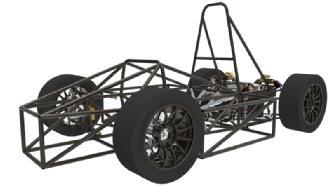Warwick Racing render