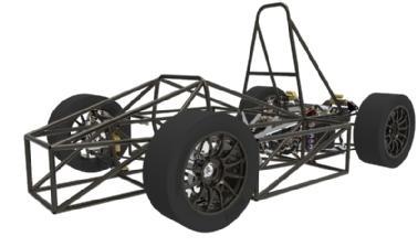 Warwick Racing design