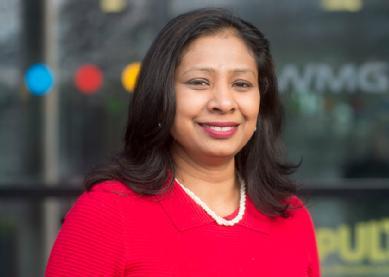 Dr Kogila Balakrishnan.