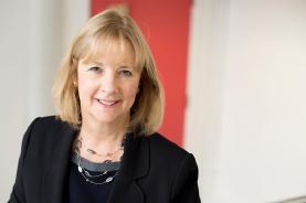 Headshot of Sue Parr.