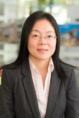 Head and shoulders shot of Dr Chaoying Wan, Reader (Associate Professor) of Functional Polymers and Nanocomposites at the Institute for Nanocomposites Manufacturing (IINM), WMG, University of Warwick.