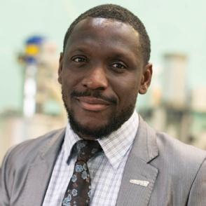 Chinemelum Nedolisa, Technology Transfer Engineer at WMG.