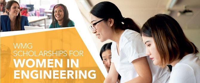 Women in Engineering Scholarships