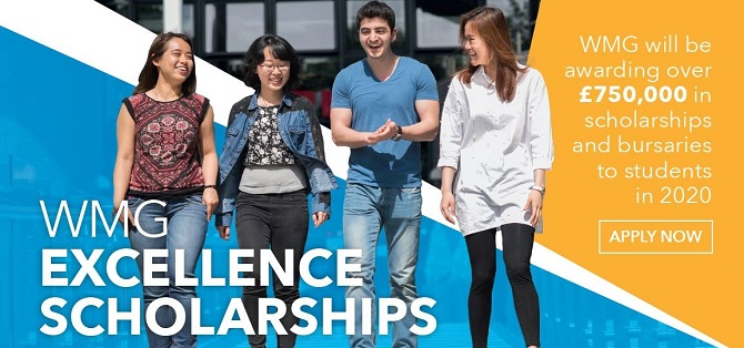 WMG Excellence Scholarship  small image