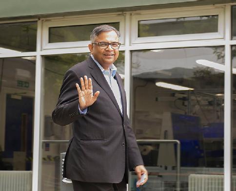 Natarajan Chandrasekaran - Chairman, Tata Group