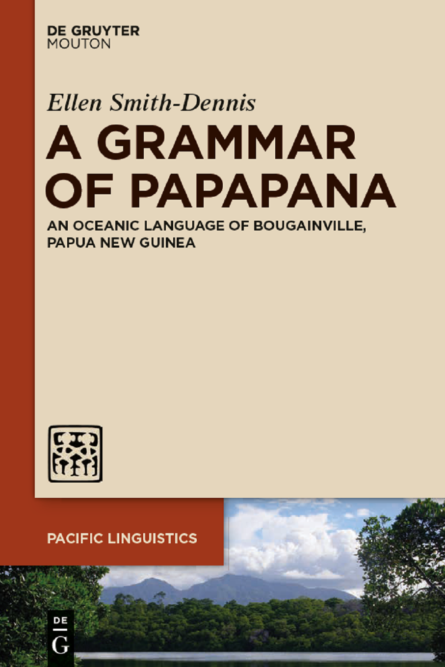 Grammar of Papapana Book Cover