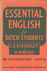 Essential English for Dutch Speakers
