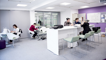 social sciences facilities at Warwick