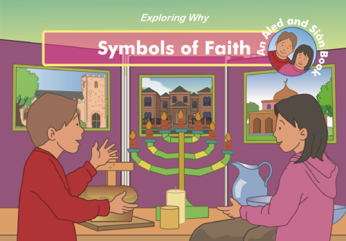 exploring why symbols of faith story book