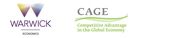 Warwick Economics and CAGE Logo