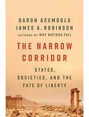 Narrow Corridor Book