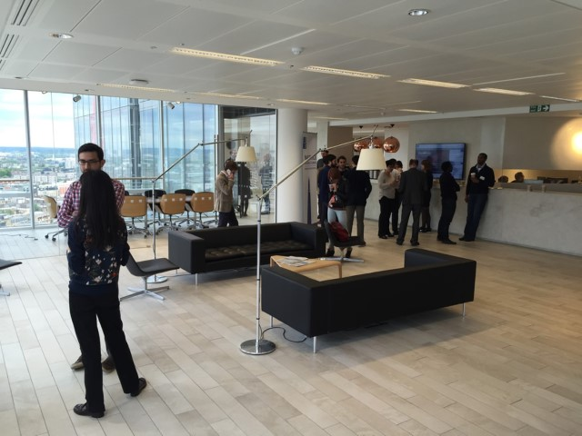 Cage international trade research day picture 3