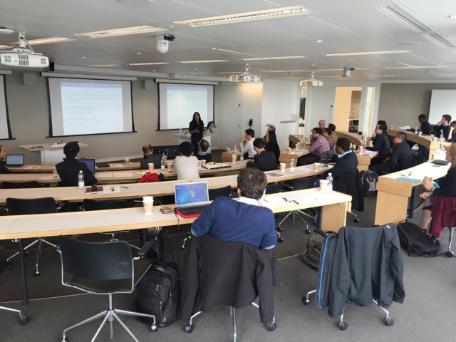 Cage international trade research day picture 4