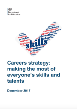 Career Strategy 2017 report cover