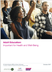 adult education cover