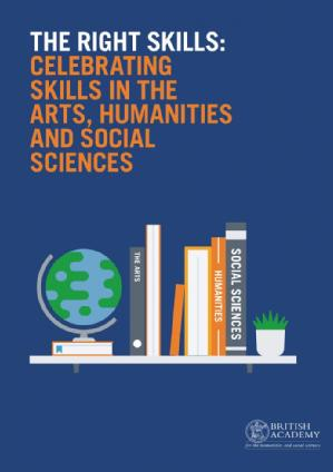 BA_the right skills report cover