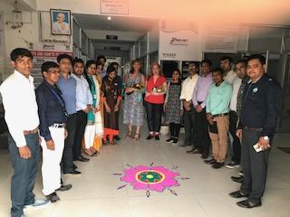 IER team in India