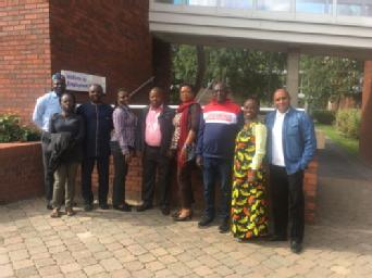 Nigerian visit