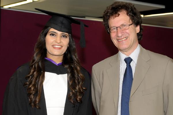 Best Performance in LLB Year Abroad degree: Navi Suglani