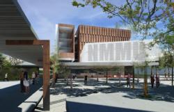 Nelson Mandela Metropolitan University in Port Elizabeth, South Africa
