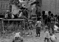 Lee-Shan Tse - Yangon Slum
