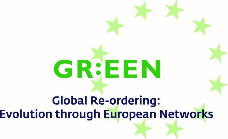 GR:EEN logo