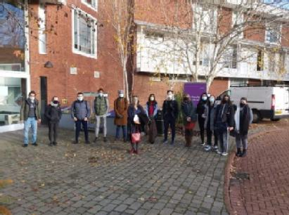 Image of group of students at Warwick