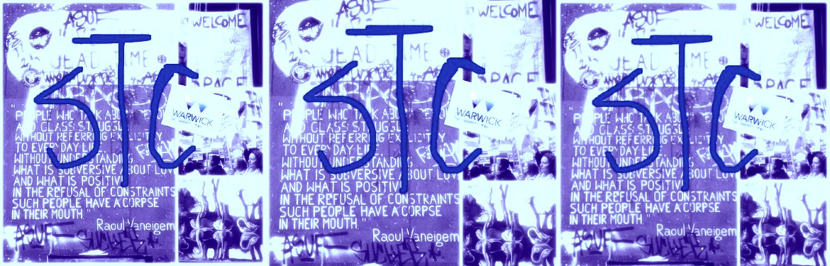 Social Theory Centre Banner Image