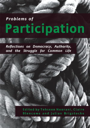 Problems of Participation Cover
